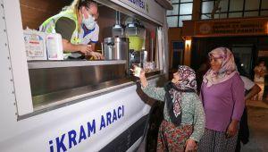 Buca Belediyesi Manavgat'a yardıma koştu