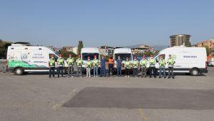 Buca Belediyesi'nden Manavgat'a nokta atışı destek