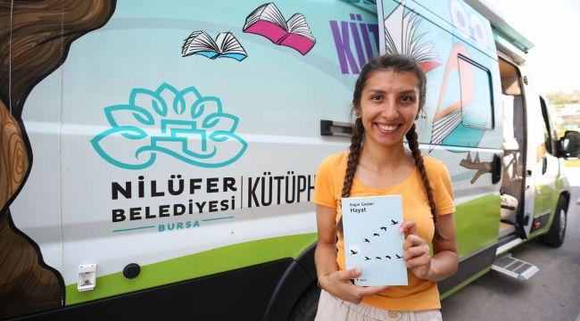 Nilüfer Belediyesi'nin Gezici Kütüphanesine büyük ilgi