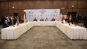 Başkan Gürün, Hatay'da Büyükşehir Belediye Başkanları Toplantısına Katıldı