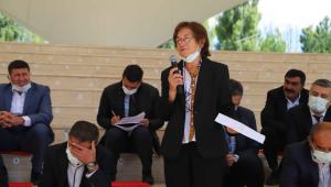Büyükşehir Belediyesi Muhtar Toplantıları Hız Kesemeden Devam Ediyor