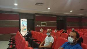 Büyükşehir'den Çalışanlarına COVID-19 Aşı Teşviki Konusunda Bilgilendirme Eğitimi