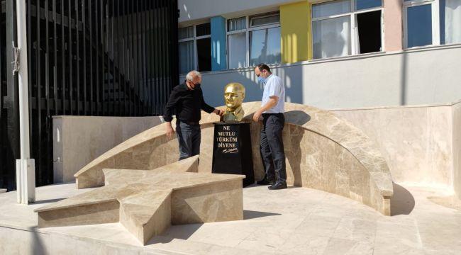 Devrek Atatürk Büstü'nün açılış tarihi belli oldu