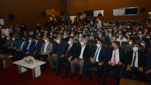 Gelecek Partisi Genel Başkanı Ahmet Davutoğlu Belediye Başkanımız Selahattin Ekicioğlu'nu Ziyaret Etti