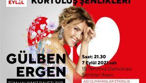 Gülben Ergen Turgutlu'yu coşturacak