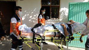 Hasta Vatandaşlar Hastanelere Güvenle Taşınıyor