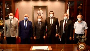 İyi Parti'den Başkan Ataç'a Ziyaret