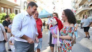 Karşıyaka Belediyesi Sokak Senin etkinliğinin ödül sahipleri belli oldu