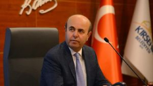 Kırşehir Belediye Başkanı Selahattin Ekicioğlu'ndan öğrencilere mesaj