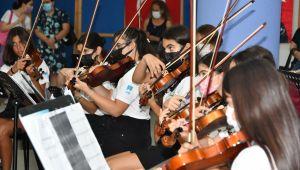 Narlıdere'de Kültür Sanatta Yeni Dönem Başlıyor