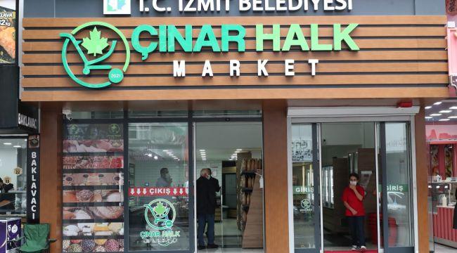 Özgür Özel ve Veli Ağbaba Çınar Halk Market Projesinin Açılışına Geliyor
