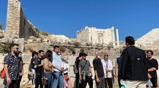 Akdeniz Üniversitesi Öğrencilerinden Rhadipolis Ziyareti