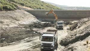 Aydın Büyükşehir Belediyesi Tarımsal Sulama Göletlerine Nefes Oluyor