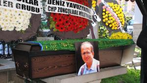Dr. Öğr. Üyesi Mustafa Eğriboyun'a Son Veda