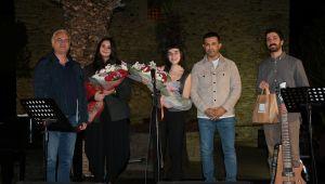 Genç Sanatçılardan Güvercinada'da Muhteşem Performans Sergiledi