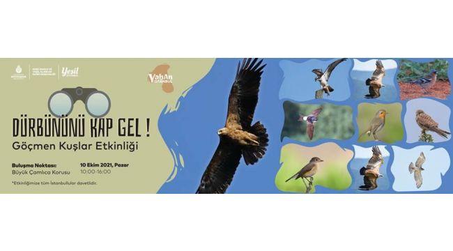 Göçmen Kuşları Birlikte İzleyelim