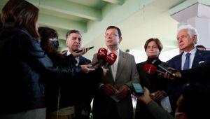 İmamoğlu'ndan Bahçeli'ye Gezi Yanıtı Sorgulayacağına Tebrik Telefonu Açmalıydı