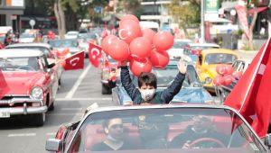 Kadıköy Cumhuriyet Bayramını Coşkuyla Karşılıyor