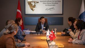 Kuşadası Chp Kadın Kollarının'nın İl Başkanları Toplantısına Ev Sahipliği Yapacak