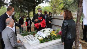 Merhum Cemal Şahan Vefatının 3. Yılında Mezarı Başında Anıldı
