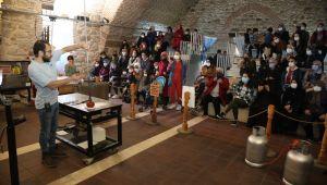 Odunpazarı'ndan Kadınlar İçin Tarihi Bölgede Kültür Turu