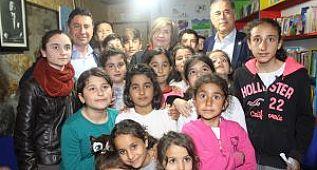 CHP'nin Bodrum adayı Ahmet Aras'tan çocuklara müjde